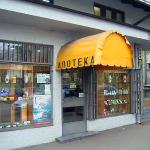 Apoteka Kamilica u Pasterovoj 14a, Beograd