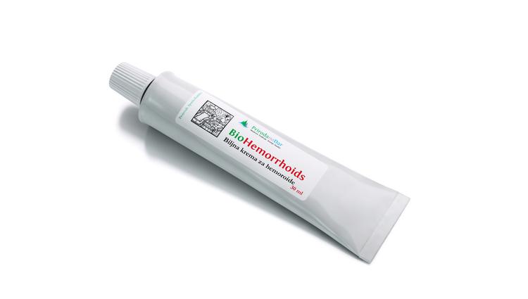BioHemorrhoids biljna krema za hemoroide Priroda na Dar