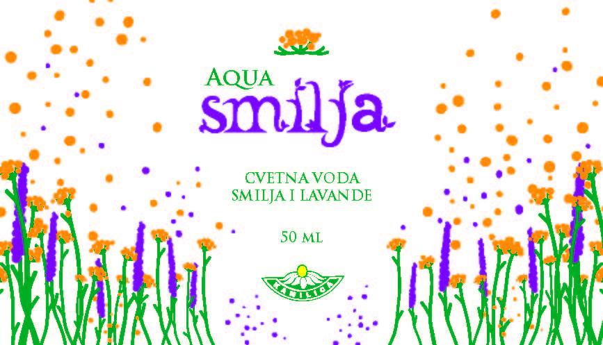 aqua-smilja-nalepnica